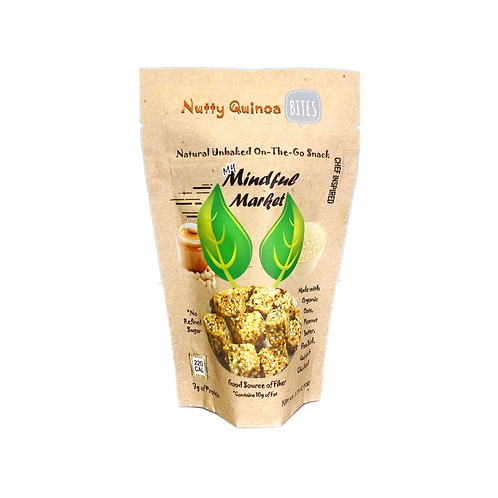 Nutty Quinoa Bites (Single Serving 1.75 oz.)