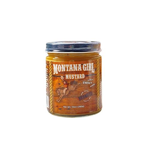 Montana Girl Mustard
