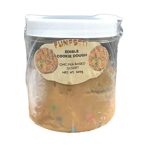 Vegan Edible Cookie Dough Funfetti