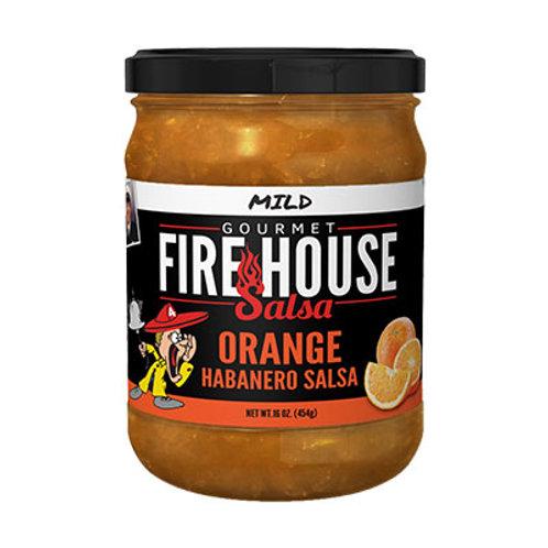 Fire House Salsa Orange Habanero
