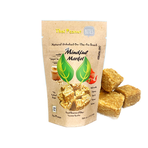 Thai Peanut Bites (Single Serving 1.75 oz.)