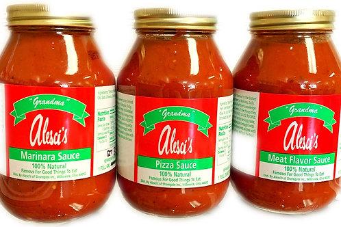 Alesci's Italian Sauces