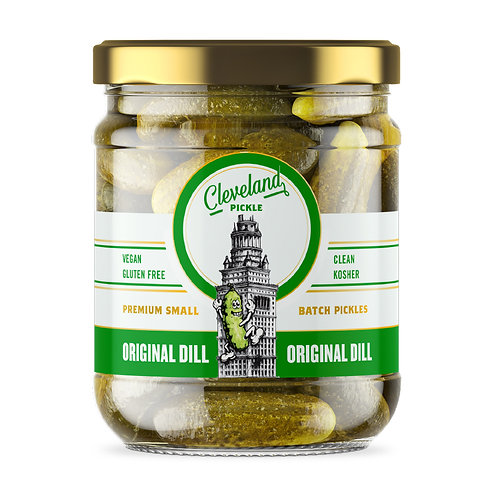 Cleveland Pickle Original Garlic Dill