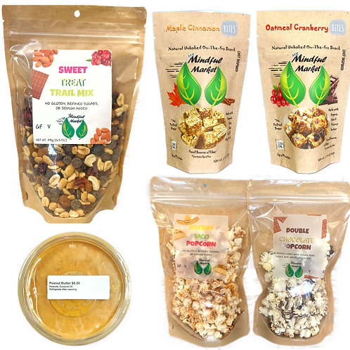 Mindful Family Snack Pack