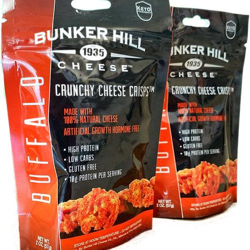 Bunker Hill Buffalo Cheese Crisps