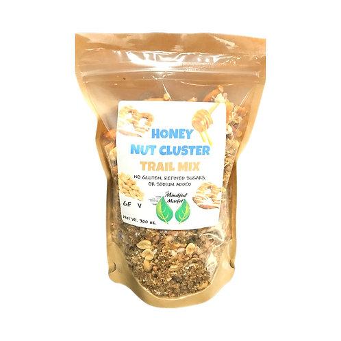 Honey Nut Cluster Mindful Trail Mix