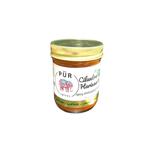 PURspices Cilantro Chili Pepper Sauce