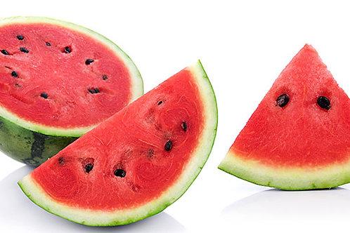 (LARGE) Organic Watermelon (seeded)