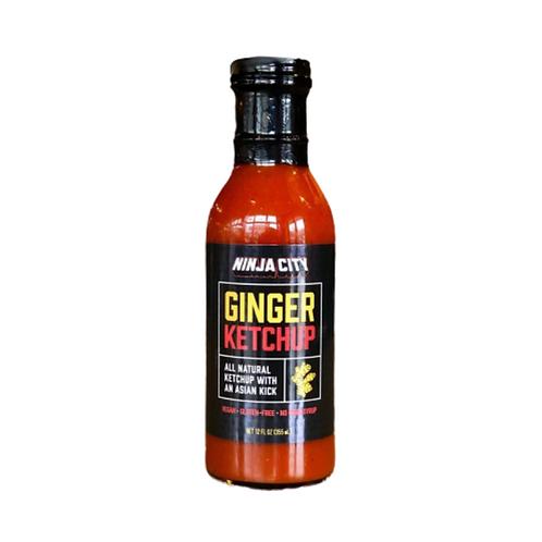 Ninja City Ginger Ketchup