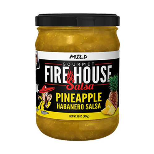 Fire House Salsa Pineapple Habanero