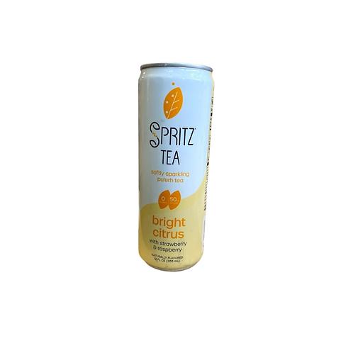 Spritz Sparkling White Tea - Bright Citrus
