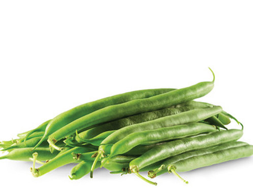 Organic Green Beans (By the pound)