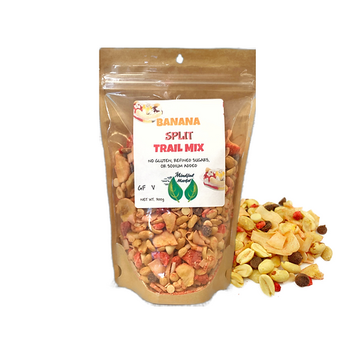 Banana Split Mindful Trail Mix (300g)