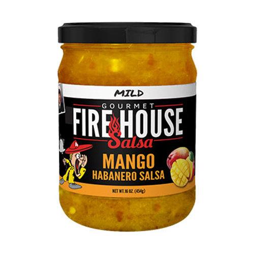 Fire House Salsa Mango Habanero