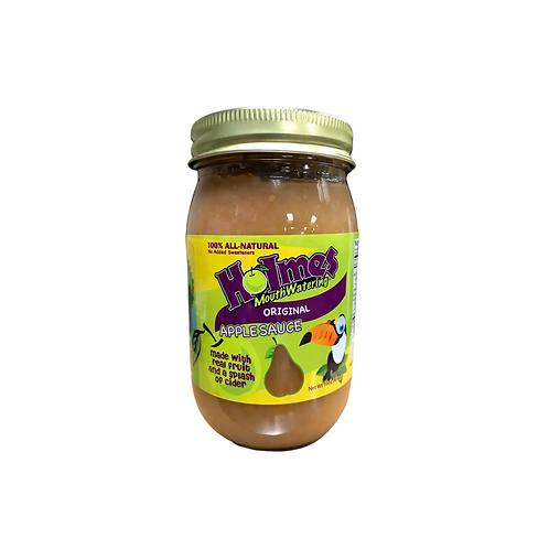 Holmes Apple Sauce Original