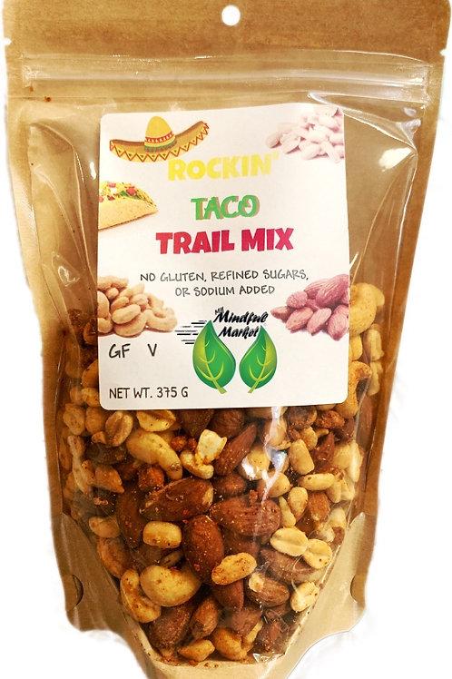 """Rockin"""" Taco Mindful Trail Mix"""