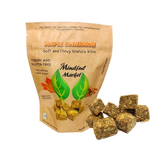 Maple Cinnamon Bites (Four-Serving Bag) 7 oz.