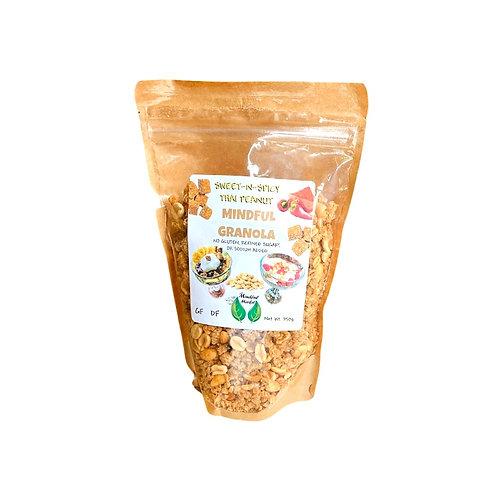 Mindful Granola Thai Peanut