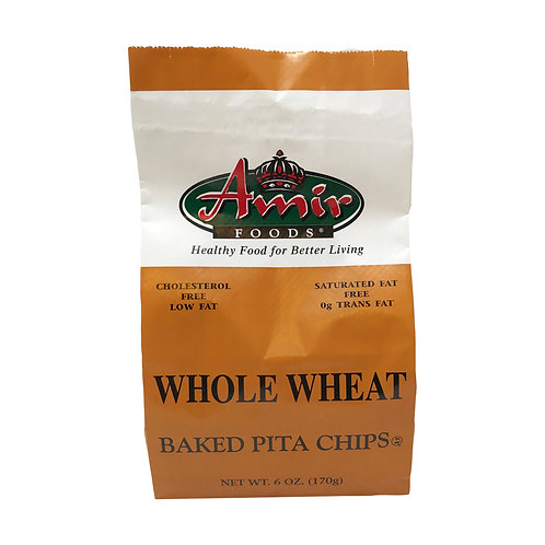 Amir Whole Wheat Baked Pita Chips