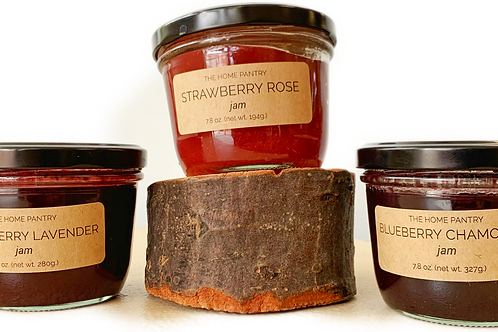 The Home Pantry Small Batch Jams