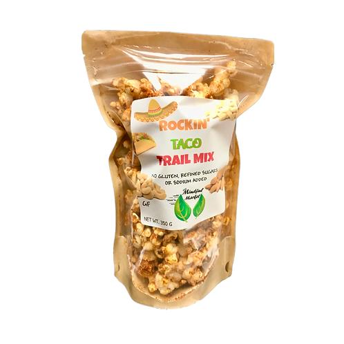 Mindful Popcorn Taco