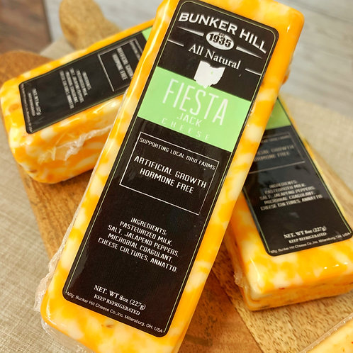 Bunker Hill Cheese (8 oz.)