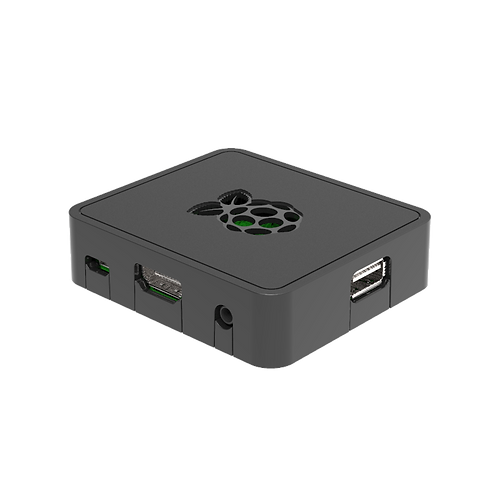 Raspberry Pi A+ case (black)