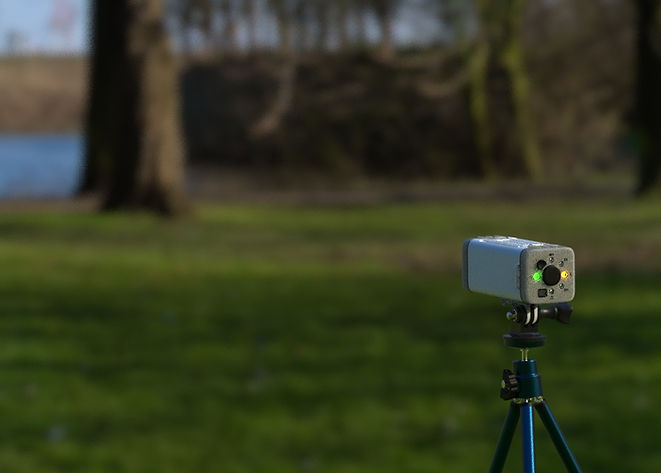oneninedesign actioncam tripod image
