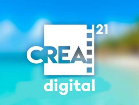 CREA 2021 se vuelve digital