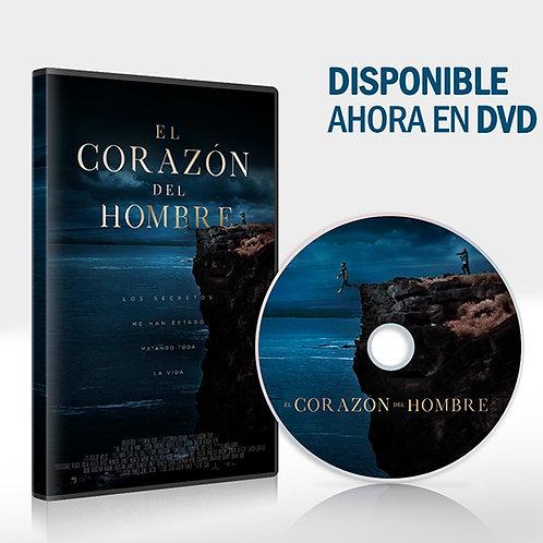 DVD El Corazón del Hombre