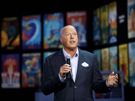 CEO de Disney asegura que los estrenos tradicionales de cine no volverán