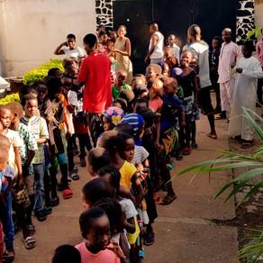 LE CAHIER BLEU AFRICAIN