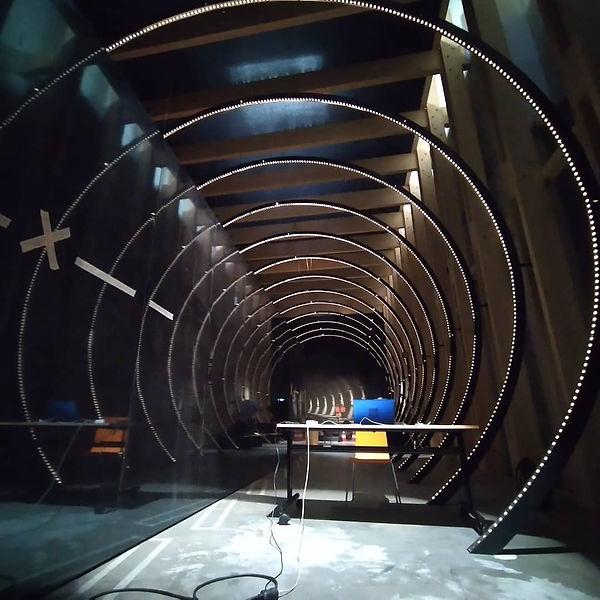 le train m'emmène là ou il va fabrique du métro grand paris express les lignes du design création sonore travail en cours