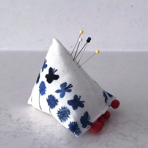 Butterfly Flower Pin Cushion