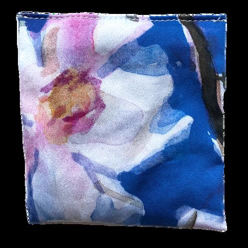 Star Magnolia Lavender Pouch