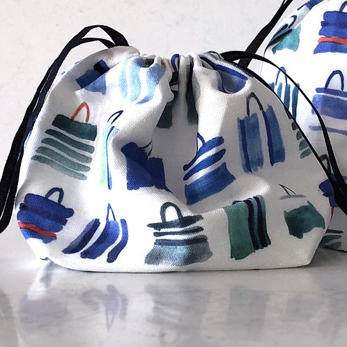 Drawstring Bag (S)