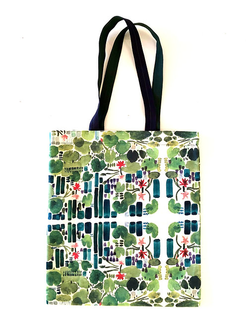 LilyPad Tote Bag