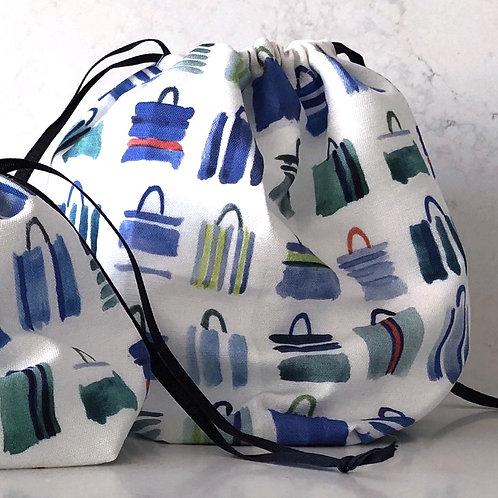 Drawstring Bag (M)
