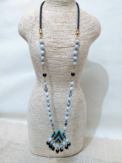 Salome bleue-noire
