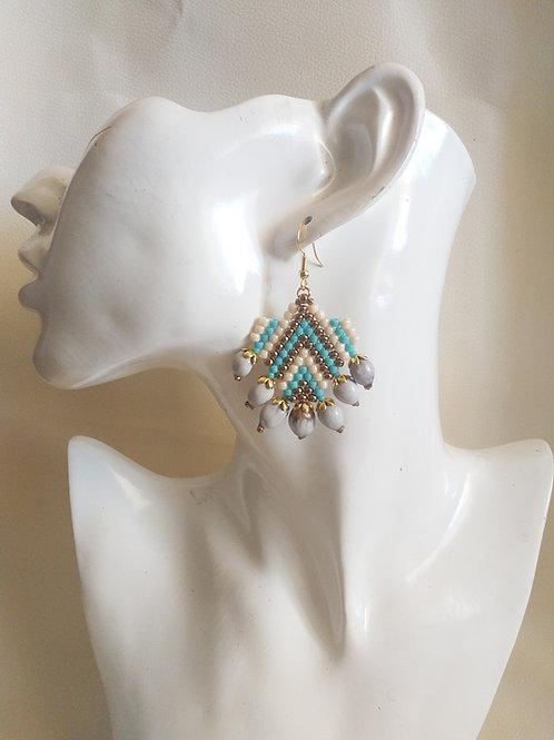 Bo salomine turquoise
