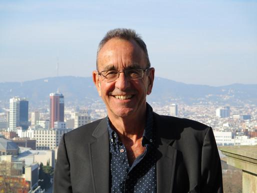 Scott Thornbury, a keynote speaker for the Summer Symposium