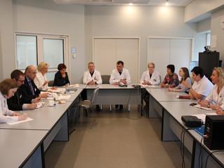 Первая в России государственная больница СОКОД г. Самара получила статус Международная больница для