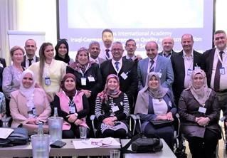 "RHTC приняла участие в ""Iraqi-German Conference on Quality and Accreditation of Medical Service"