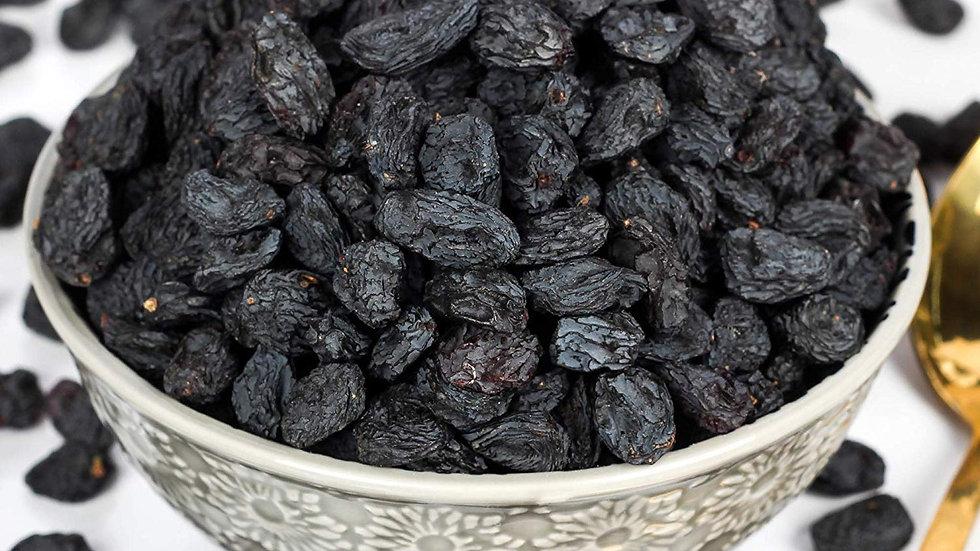 Black Raisins with seed