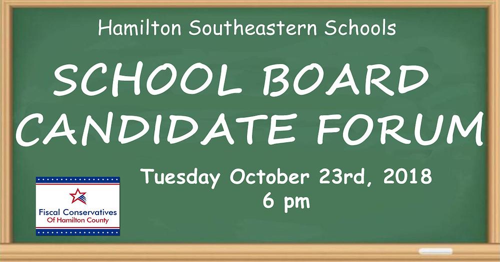 HSE School Board Forum