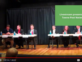 HSE Candidate Forum