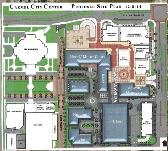 2014 Carmel City Center Promise