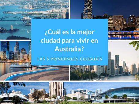 ¿En qué ciudad australiana deberías vivir?
