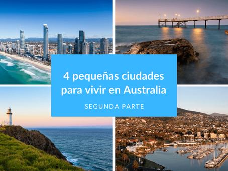¿En qué ciudad pequeña deberías vivir? –  4 ciudades pequeñas