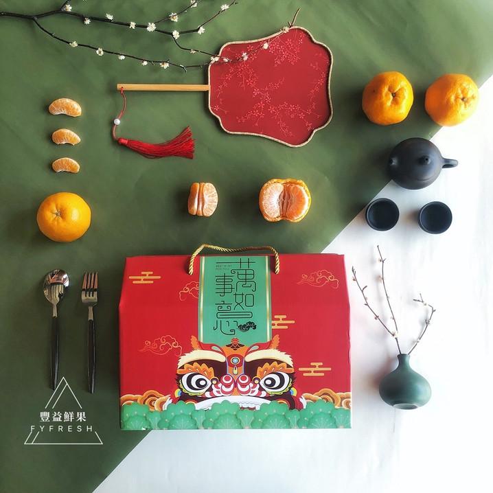 台灣椪柑禮盒